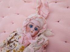 画像2: K&Rバニードール小花柄ドレス (2)