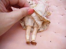 画像5: K&Rバニードール小花柄ドレス (5)