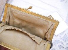画像5: 花模様タペストリーバッグ (5)