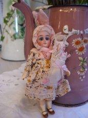 画像7: K&Rバニードール小花柄ドレス (7)