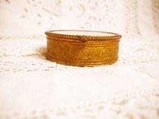 画像5: ナポレオン様式 真鍮ジュエリーボックス (5)