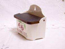画像2: リュネヴィル チューリップ柄陶器アリュメット (2)