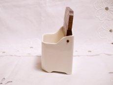 画像4: リュネヴィル チューリップ柄陶器アリュメット (4)