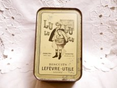 画像8: LUFEVLE UTILEのお弁当箱ビスケット缶 LU缶 (8)