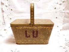 画像1: LUFEVLE UTILEのお弁当箱ビスケット缶 LU缶 (1)