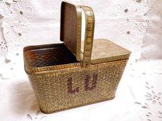 画像5: LUFEVLE UTILEのお弁当箱ビスケット缶 LU缶 (5)