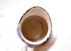 画像4: ビンテージ ホーロー製の子供用ミルククリーマー (4)