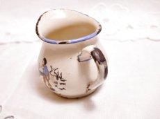画像6: ビンテージ ホーロー製の子供用ミルククリーマー (6)