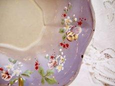 画像3: ジャピー社 ホーロー 紫のパントレイ (3)
