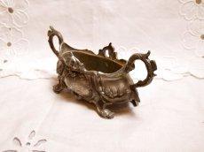画像3: 真鍮製 ジャルディニエール プランターポット (3)