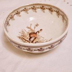 画像3: クレイユモントロー陶器のサラダボウル (3)