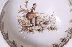 画像5: クレイユモントロー陶器のサラダボウル (5)
