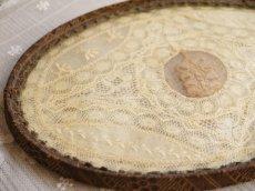 画像3: ノルマンディレースの楕円形ガラストレイ (3)