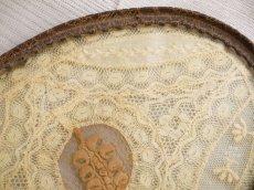 画像4: ノルマンディレースの楕円形ガラストレイ (4)