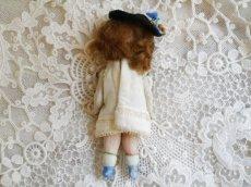 画像3: 帽子をかぶった小さなミニョネット (3)
