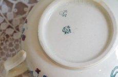 画像7: クレイユモントロー花とリボンのカップ&ソーサー.a (7)