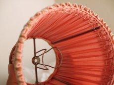 画像4: ピンクのランプシェード (4)