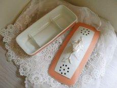 画像4: 通常価格¥8000→¥4000*いちごモチーフ陶器の歯ブラシケース (4)