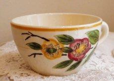 画像4: サルグミンヌ可愛い花柄カップ&ソーサー (4)