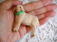 画像5: 小さな羊の置物 (5)