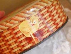 画像5: イースターひよこバスケットの缶 (5)