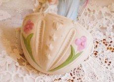 画像5: 天使と子供の陶器の聖水盤 (5)