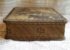 画像4: チョコレートの古い紙箱 (4)