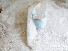 画像3: ブルー系天使の聖水盤 (3)