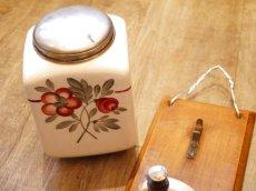 画像4: プジョー サルグミンヌ壁掛け花柄コーヒーグラインダー (4)