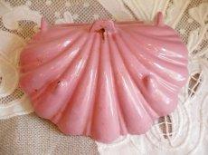 画像7: ピンクのソープディッシュ (7)
