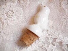 画像8: 猫とアヒルのヒナの絵柄 子供用保温皿 (8)