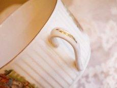 画像6: 子供と子犬柄 陶器のカップ (6)
