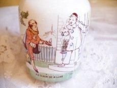 画像6: リュヴィネル 陶器のマスタードポット (6)