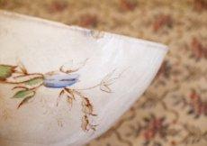 画像10: ショワジールロワ 花柄カフェオレボウル (10)