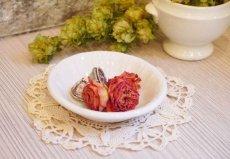 画像1: 白おままごと小皿 (1)