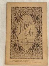 画像2: フィレレース図案集とフィレレースセット (2)