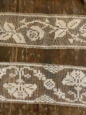 画像11: フィレレース図案集とフィレレースセット (11)