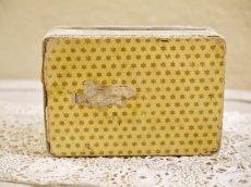 画像6: フレンチロココリボン付きピンクッション カルトナージュ小箱 (6)