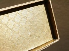 画像9: フレンチロココリボン付きピンクッション カルトナージュ小箱 (9)
