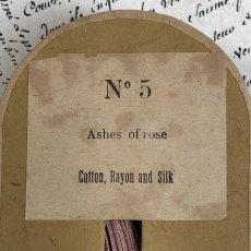 画像4: GIRON FRERES社 シルク混 ベルベット リボン  Ashes of rose (4)