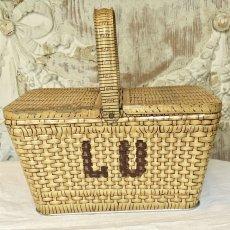 画像2: LUFEVLE UTILEのお弁当箱ビスケット缶 LU缶 (2)