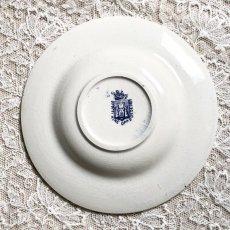 画像5: ジアン 赤ずきん おままごと小皿(深皿タイプ)ブルー Où vas tu? (5)