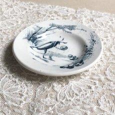 画像3: リュネヴィル ゲンゴロウ柄おままごと小皿 (3)