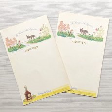 画像8: ノートカバーや単語練習紙などの紙製品11点セット (8)