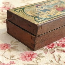画像3: 子供柄木製ペンケース (3)