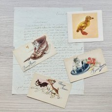 画像10: ノートカバーや単語練習紙などの紙製品11点セット (10)