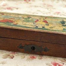 画像7: 子供柄木製ペンケース (7)