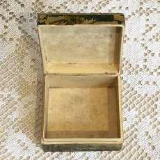 画像8: 古い紙製 スミレの香水箱 (8)
