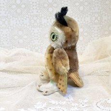 画像3: シュタイフ フクロウ OWL WITTIE (3)
