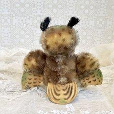 画像4: シュタイフ フクロウ OWL WITTIE (4)